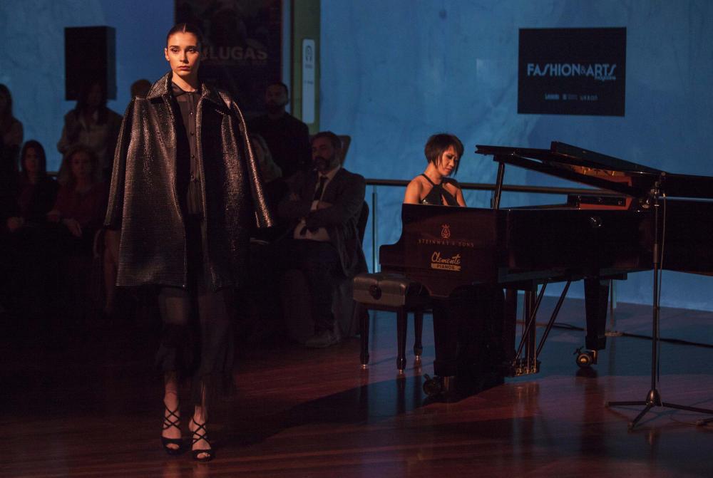 fashion and arts magazine cinco punto cero agencia modelos valencia