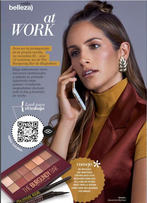 revista bonita consum cinco punto cero agencia modelos valencia